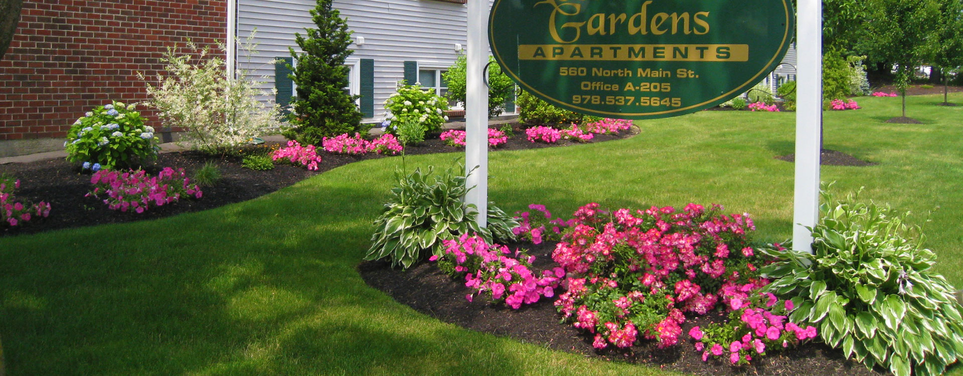 Commercial Landscaping and Maintenance by J. Martin